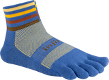 Injinji Performance 2.0 Trail Socks: Mini-Crew