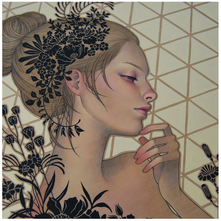 Audrey Kawasaki Maybe Tomorrow