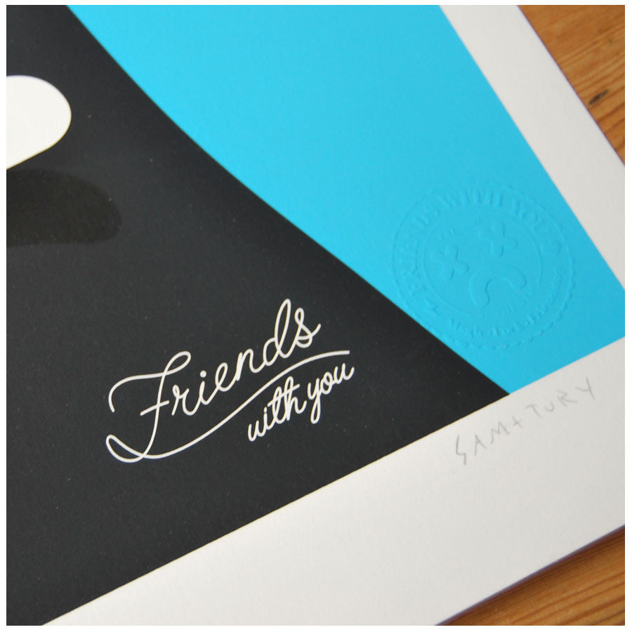 Friends With You Malfi Mountain limited edition