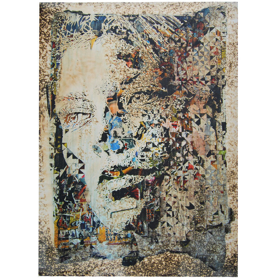 Contingency signed limited edition print by Vhils