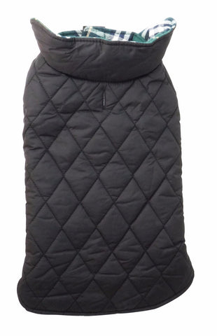 Quilted Dog Coat / Jacket - DaisyBooandCo.com