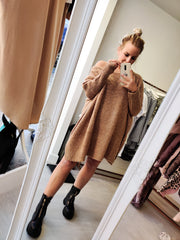Oversized Jumper Dress