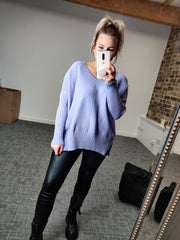 Spring Ribbed jumper