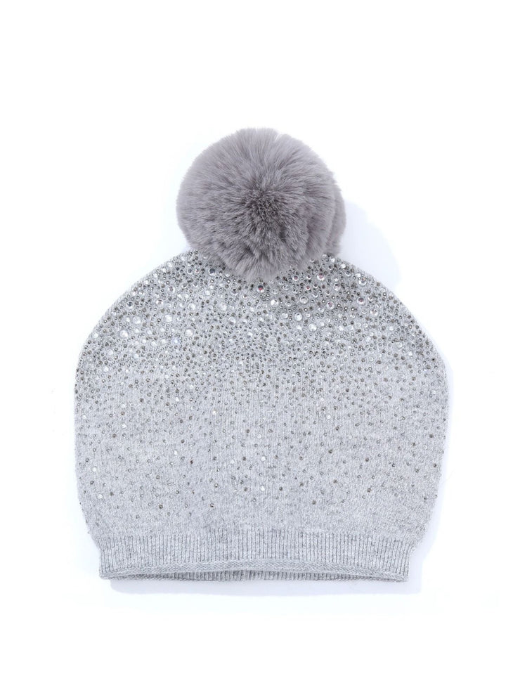 Diamonds Bobble Hat