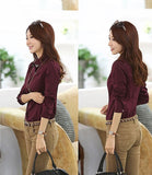 New Autumn for Women's Spring Shirts Plus Size Formal OL Women Blouses & Shirts