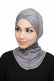 Women Hijab Cap Bonnet Full Cover Cotton Inner Under Scarf