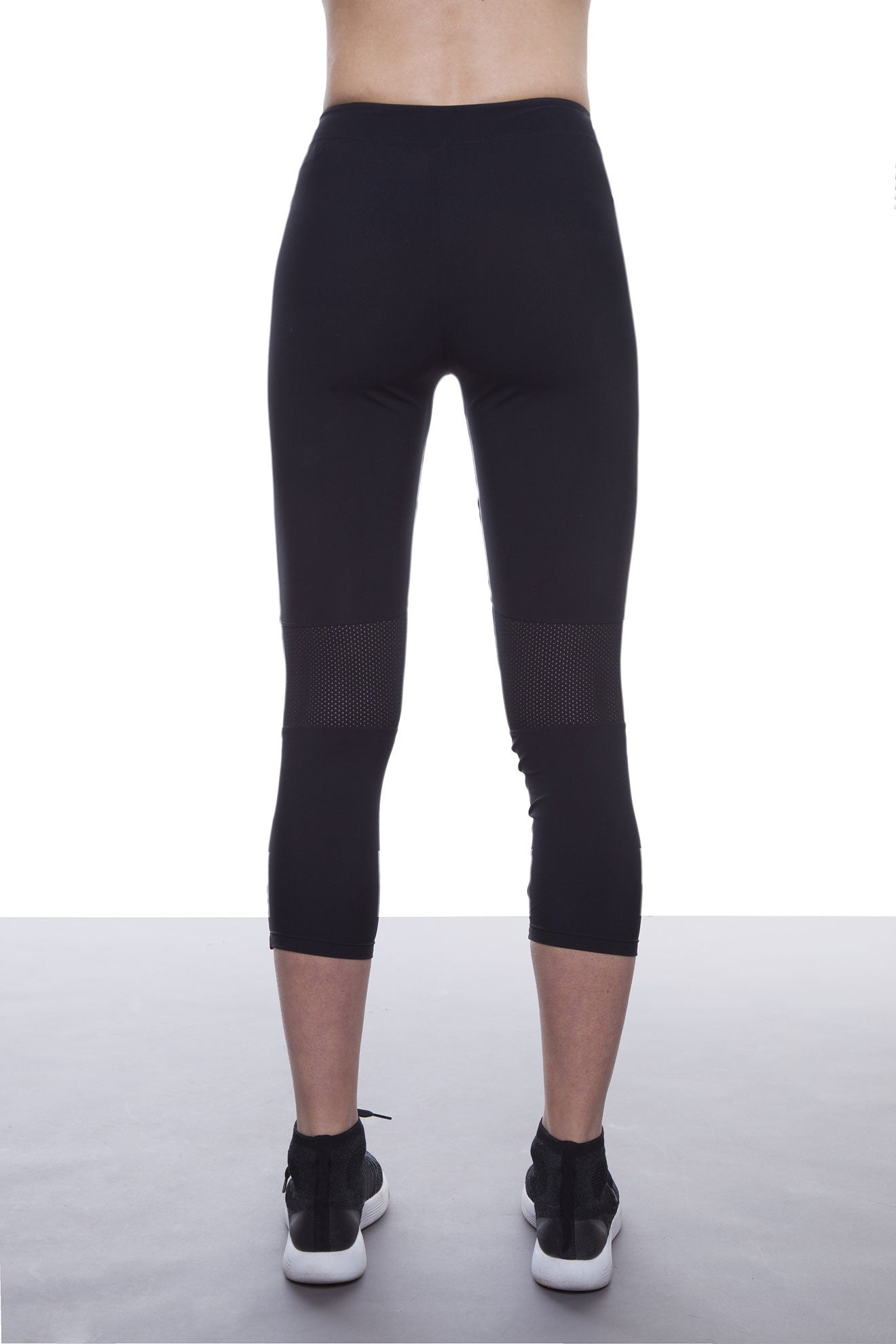 Wake up crop leggings