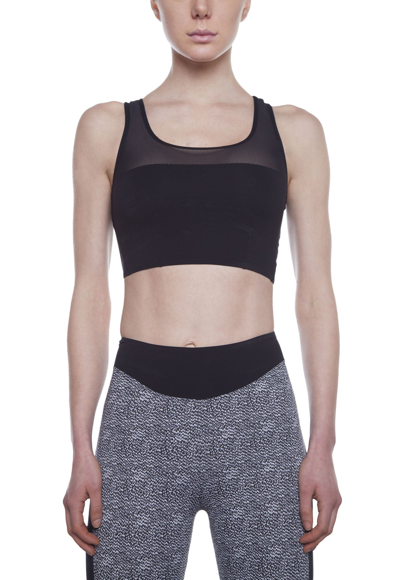 Elif crop top