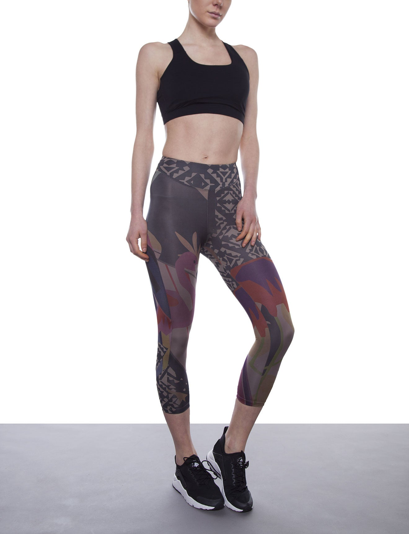 Valeria crop leggings