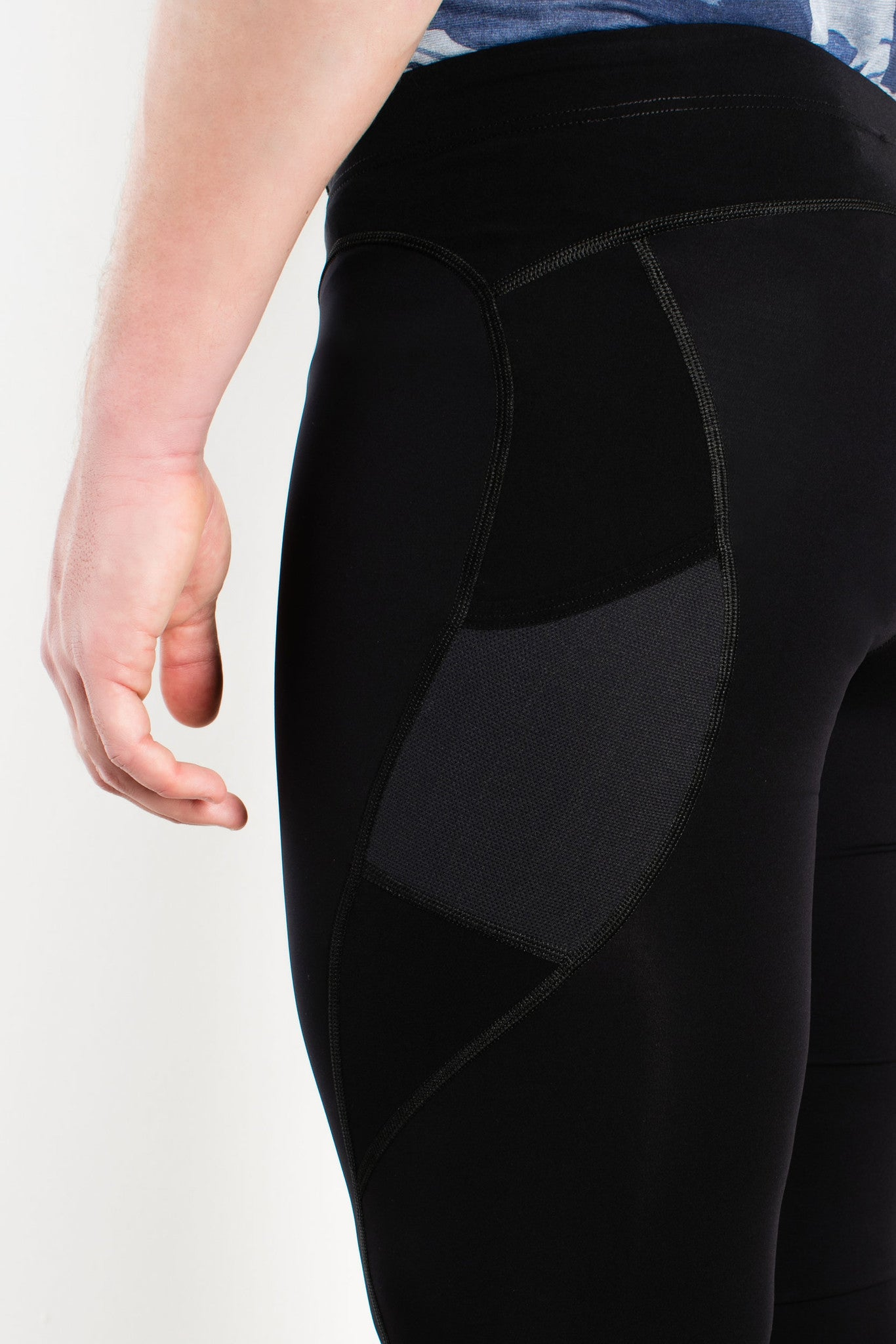 Toronto Running Tights / Black