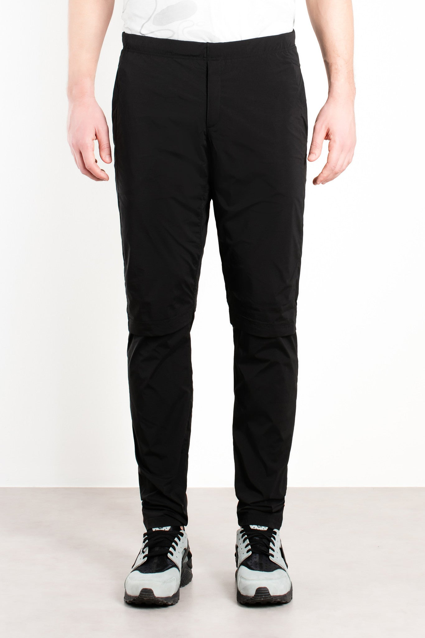 Praga Long Sleek Pants / Black