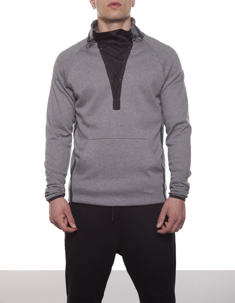 Sapopa Grey Sweatshirt