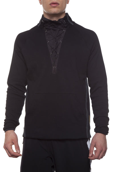 Sapopa Black Sweatshirt