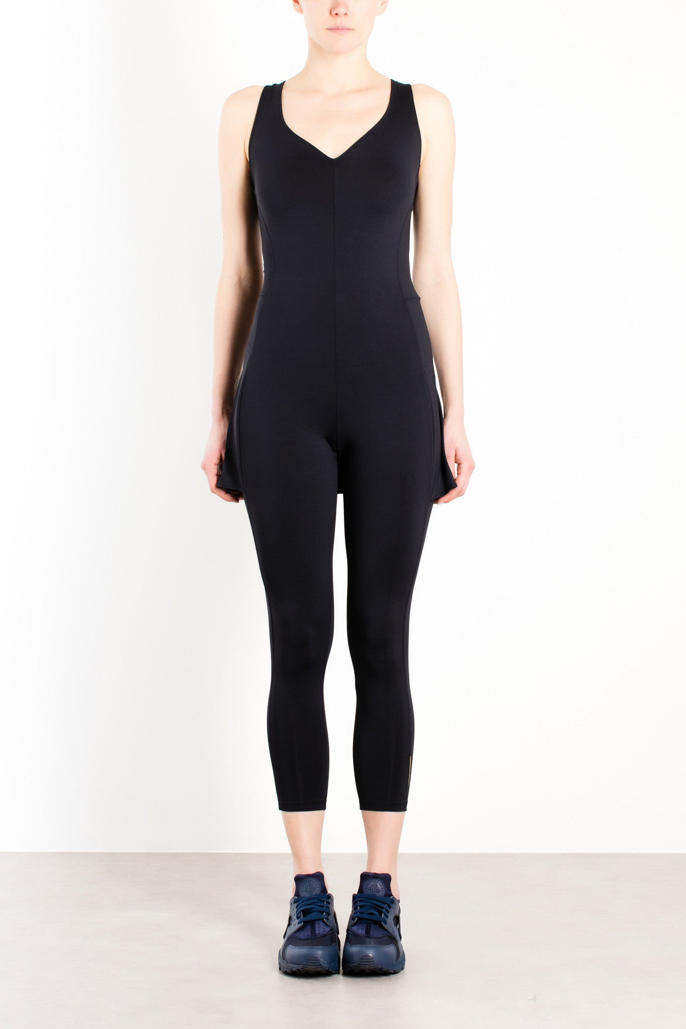 Unica Bodysuit / Black