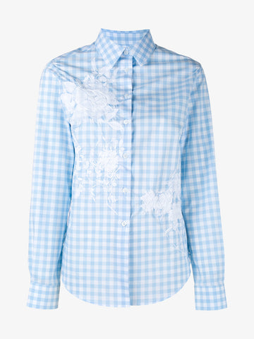 Bernadette Check Shirt