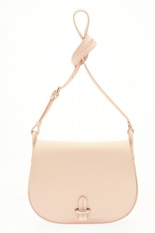 Emma Shoulder Bag - Pale Pink