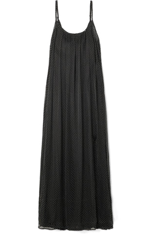 Andro Chiffon Maxi Dress
