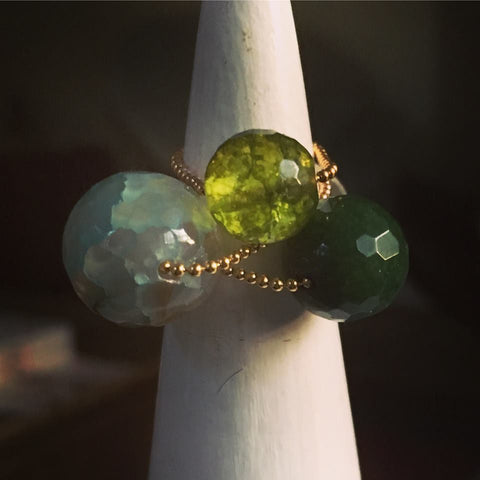 Gembuds Citrine Ring