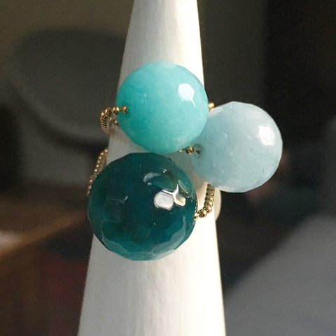 Gembuds Aquamarine Ring