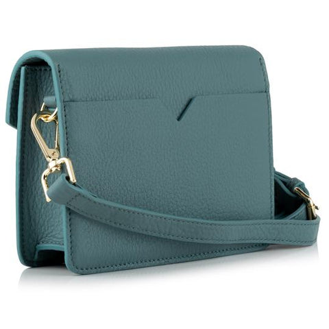 Turquoise Jolie Bag