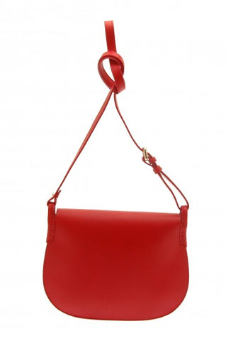 Emma Shoulder Bag - Coral