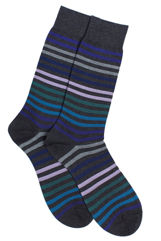 Kilburn Grey multi Socks