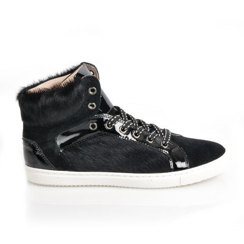 FALKLAND BLACK high-top Sneaker