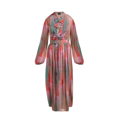 Raquel Silk Dress