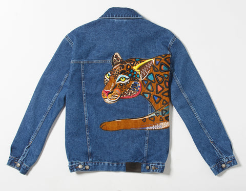 Jaguar Denim Jacket