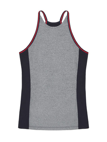 Dash Tank Top - Grey Marl