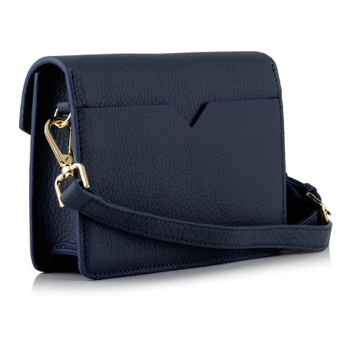 Navy Jolie Bag