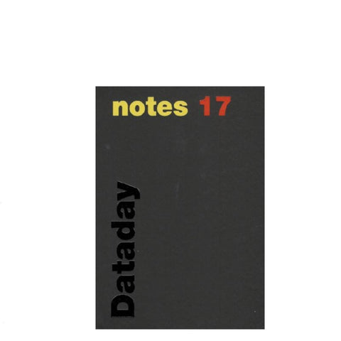 MODERNIST A5 NOTEBOOK