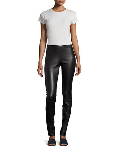 Jo Lambskin Leather Leggings