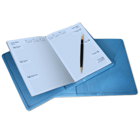 *PRE ORDER* A5 REFILLABLE SLIP CASE WITH DIARY 2021 - RWA53