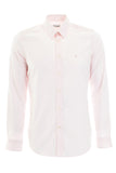 Pale Pink Pin point Shirt