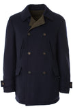 Corinal Reversible Pea Coat