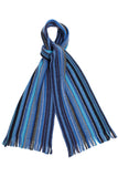 Lambswool Scarf - Midnight Angel