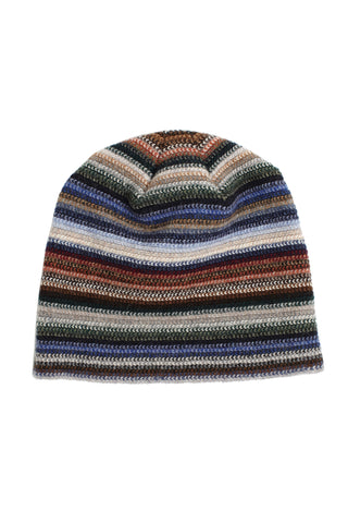 Lambswool Beanie Hat - Cappuccino