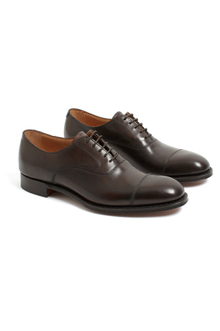 Oxford shoes in Mocha