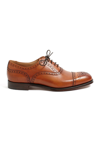Dark leaf Brogue