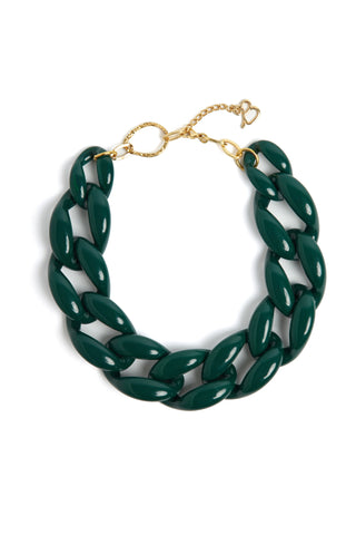Nathan Evergreen Necklace
