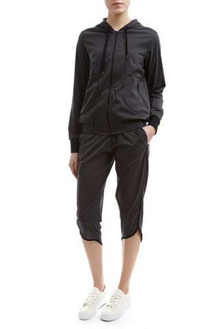 Luna Trackpants - Charcoal