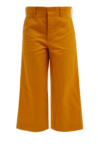 Plot Cropped Pants