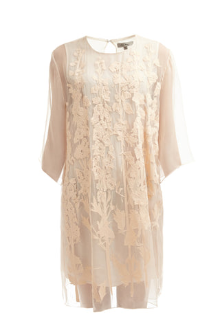 Carmen Chiffon Dress
