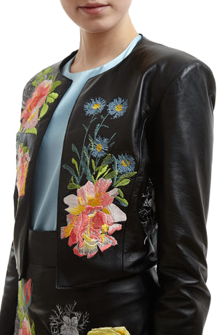 Desiree Leather Jacket