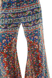 Cotton Printed Gypsy Pants
