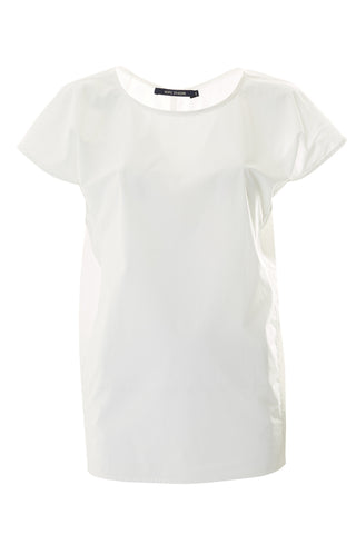 Bronx Cotton Top - White