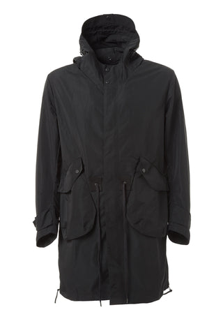 Windproof Fishtail Jacket