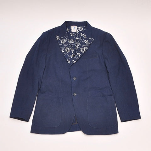 Indigo Tailored Jacket