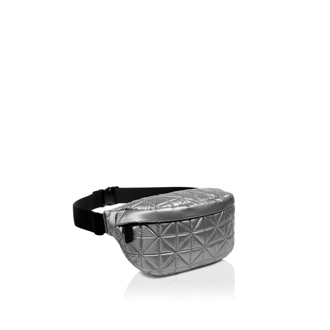 Vee Fanny Pack - Metallic